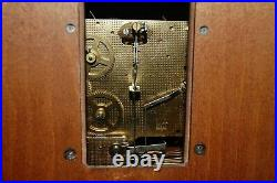 Beautiful Howard Miller 613-100 60TH ANNIVERSARY Westminster Chime wall Clock