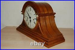Beautiful Howard Miller 613-102 Worthington Westminster chime Mantel Clock