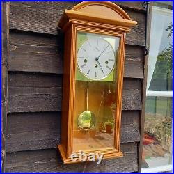Beautiful Kieninger 8 Day Wall Clock
