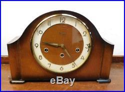 Bentima oak cased westminster, whittington, st michaels chimes mantel clock