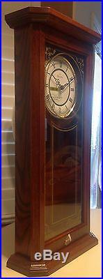 Bulova CIRRUS Wall Chime Clock, C3375