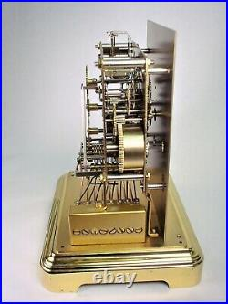 CLOCK by FORTRON GERMAN with WESTMINSTER CHIME + 2 OTHER CHIMES and SILENT