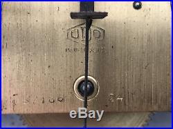 Carillon odo 24 8 marteaux 8 tiges veritable westminster! Chime clock ODO 24