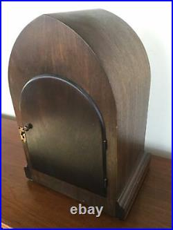 Circa 1920 Antique Seth Thomas Sonora Mantle Clock. Westminster Four Rod Chimes