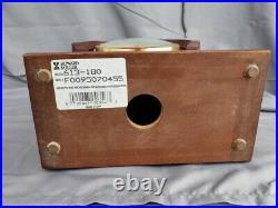 Clock Mantel Mechanical Chime Westminster Howard Miller 613-180. $750 Value
