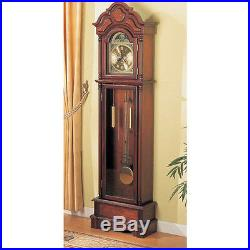 Coaster Grandfather Clock, Model# 900749