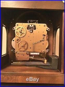 Dutch Christiaan Huygens Westminster 8 day bracket clock, Moon phase, 5 hammers