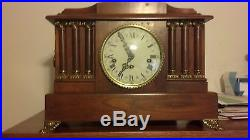 Emperor Westminster Chime Mantel Clock-Made in Germany
