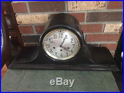 Estate Seth Thomas Westminster Chime Mantle Clock- Chime # 74 With 113 Movement