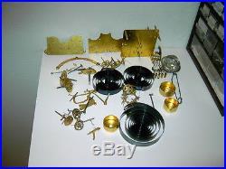 FULLY & PROPERLY RESTORED SETH THOMAS No. 91 WESTMINSTER CHIME MANTEL CLOCK