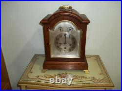 Fully And Properly Restored Junghans Westminster Chime Bracket Clock