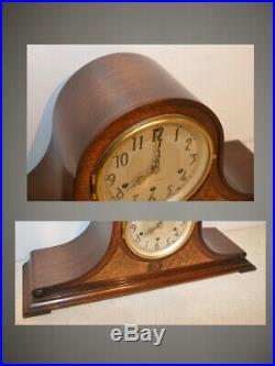 Fully Restored Seth Thomas Chime 60 1936 Westminster Chimes Antique Clock