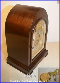 Fully Restored Seth Thomas Grand Antique Westminster Chime Clock No. 72-1921