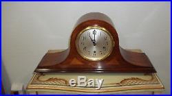 Fully Restored Seth Thomas Oxford Model Westminster Chime Mantel Clock