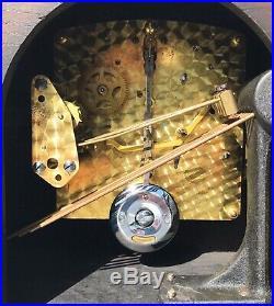 Garrard Art Deco westminster Chiming Mantle Clock
