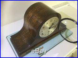 Garrard Savoy 8 Day Westminster Chiming Clock Fully Serviced