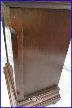 German 8 Day Westminster Chimes Bracket Clock Good Working Order
