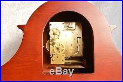 German Kieninger Westminster Chime Mantel Clock