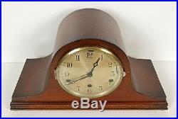 German Oak Westminster, Whittington Chiming Mantle Clock