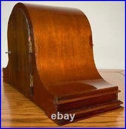 German Westminster 5 gong mantle clock peerless. Amazing sound