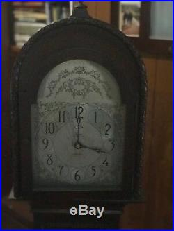 Grandmothers Clock, Antique, Revere, Westminster Chime, Telechron Motored