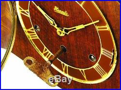 Hermle 3 Melodies Westminster Whittington St. Michel Chiming Mantel Clock
