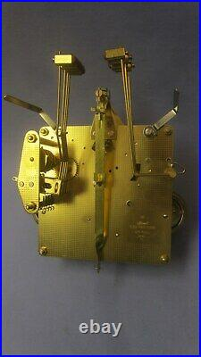 HERMLE 451-050H Grandfather Clock Movement Westminster Chimes, 2 Year Guarantee
