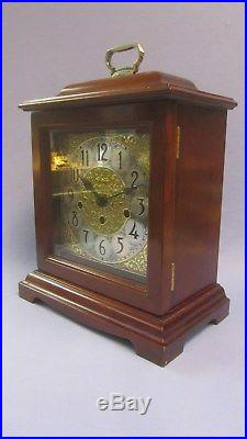 HERMLE Mantel Clock With Westminster Chimes, 2 year Guarantee