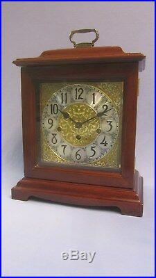 HERMLE Mantel Clock With Westminster Chimes, 2 year Guarantee, SALE PRICE