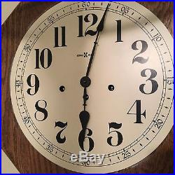 Howard Miller 612 533 Westminster Chime Wall Oak School