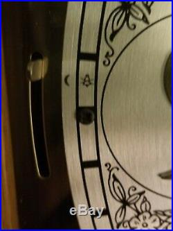 HOWARD MILLER MANSFIELD GRANDFATHER CLOCK, MODEL 610-686 pick up only