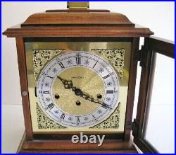 HOWARD MILLER Westminster Chime 2 Jewles Mantle Clock