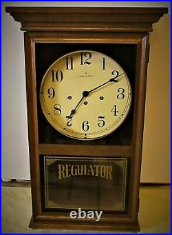 Hamilton Regulator Clock Westminster Chimes