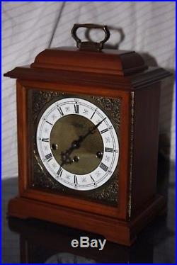 Hamilton Westminster Chime Carriage Shelf/mantle Clock