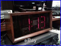 Heathkit GC-1195/1197 Digital Clock Westminster Chime RARE