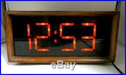 Heathkit GC-1197 Digital Clock With Westminster Chimes
