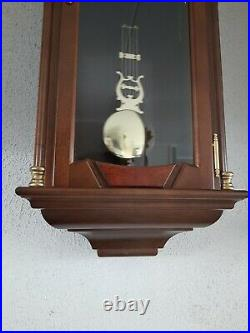 Hermle AMS German Westminster chime wall clock (0301)