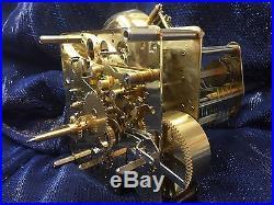 Hermle Westminster Bell strike mantel clock movement 352-073 SK2