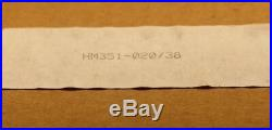 Hermle for Mason & Sullivan Co. 82 351-020 38cm 8 Day Westminster Chime Movement