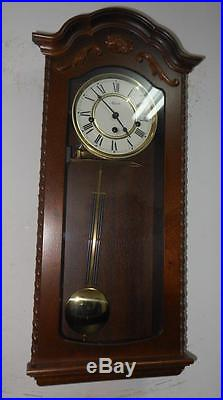 Hermle westminster chimes wall clock