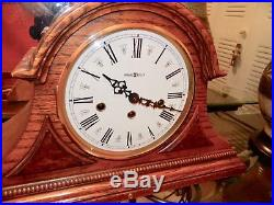 Highly Collectable Westminster Chime Howard Miller Mantel Clock