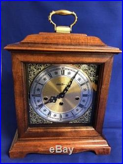 Howard Miller 340-020 2-Jewel Westminster Chime Mantel Clock Vintage Germany