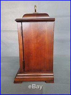 Howard Miller 59th Anniversary Key Wound Mantel Clock 612-724 Westminster Chime