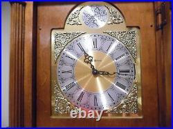 Howard Miller 610-185 Grandfather Floor Clock Oak