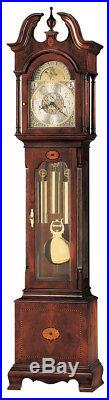 Howard Miller 610-648 Taylor Presidential Series Grandfather Clock 610648