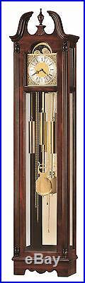 Howard Miller 610-733 (610733) Nottingham Grandfather Floor Clock-Windsor Cherry