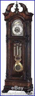Howard Miller 610-999 Reagan Presidential Series Cherry Grandfather Clock