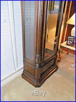 Howard Miller 611-009 Trieste Grandfather Floor Clock Excellent