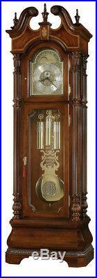 Howard Miller 611-066 Eisenhower Presidential Series Grandfather Clock 611066