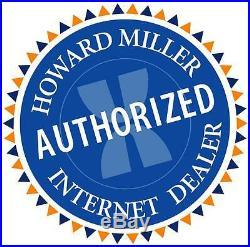 Howard Miller 611-200 (611200) Baldwin Grandfather Floor Clock Cherry Bordeaux